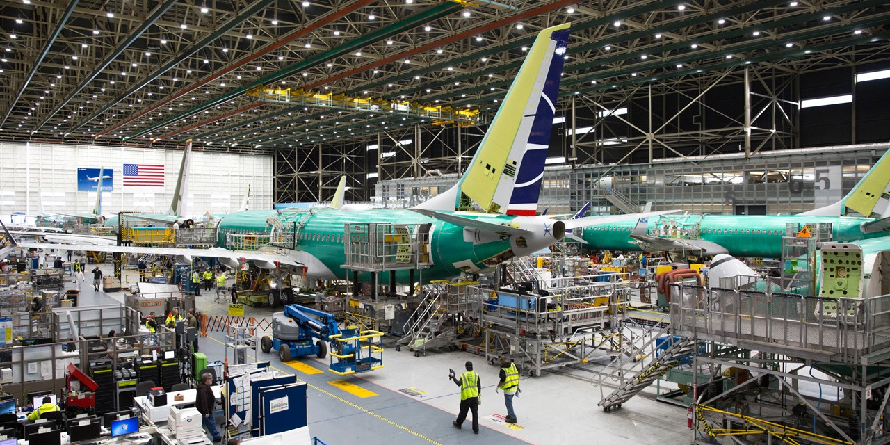 737 MAX: Boeing to review copy on MCAS anti-stall system