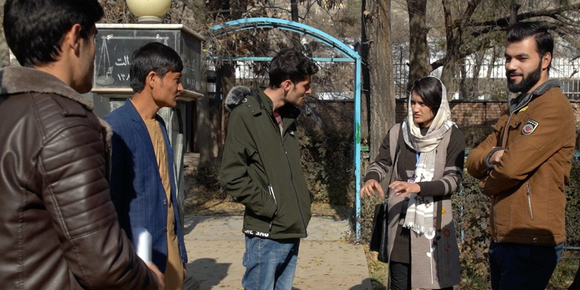 Afghanistan : à Kaboul, étudier malgré la peur des attentats