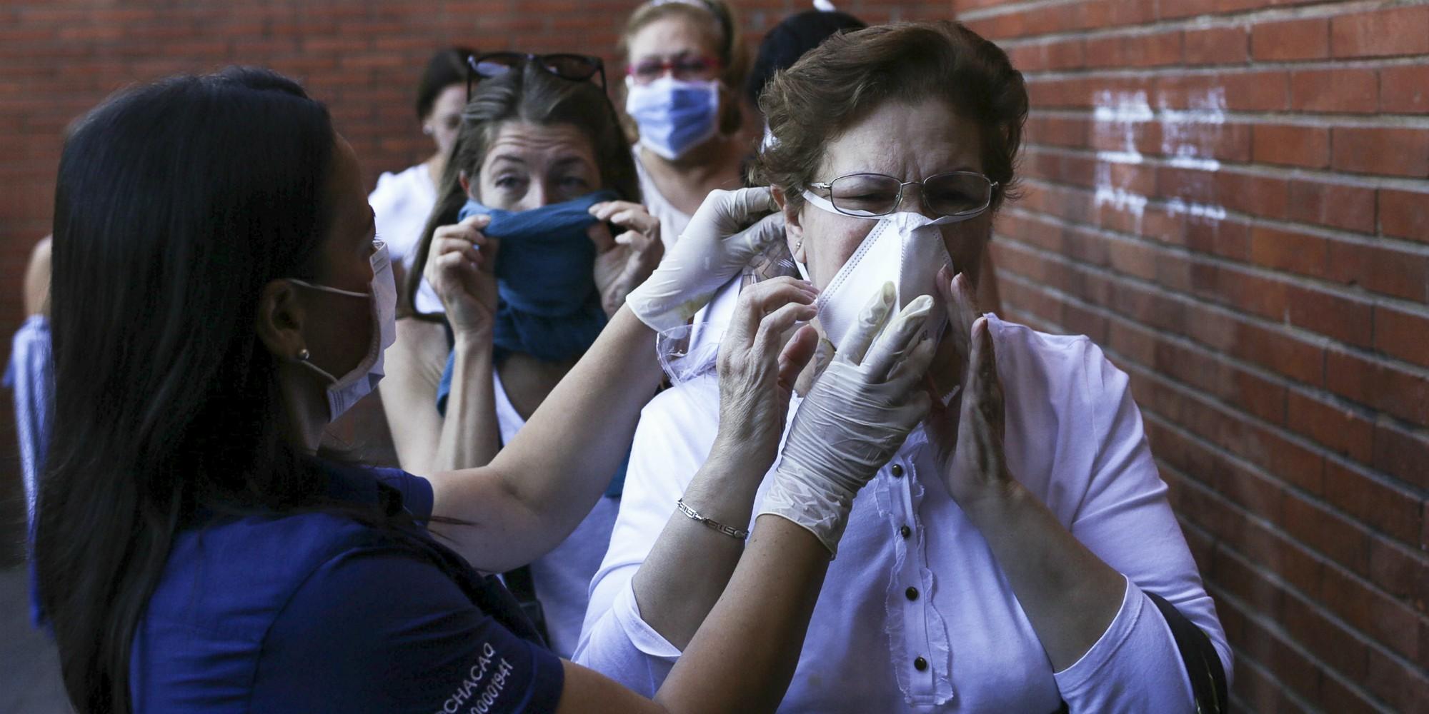 """Coronavirus : la Colombie ferme ses frontières, le Venezuela en """"quarantaine totale"""""""