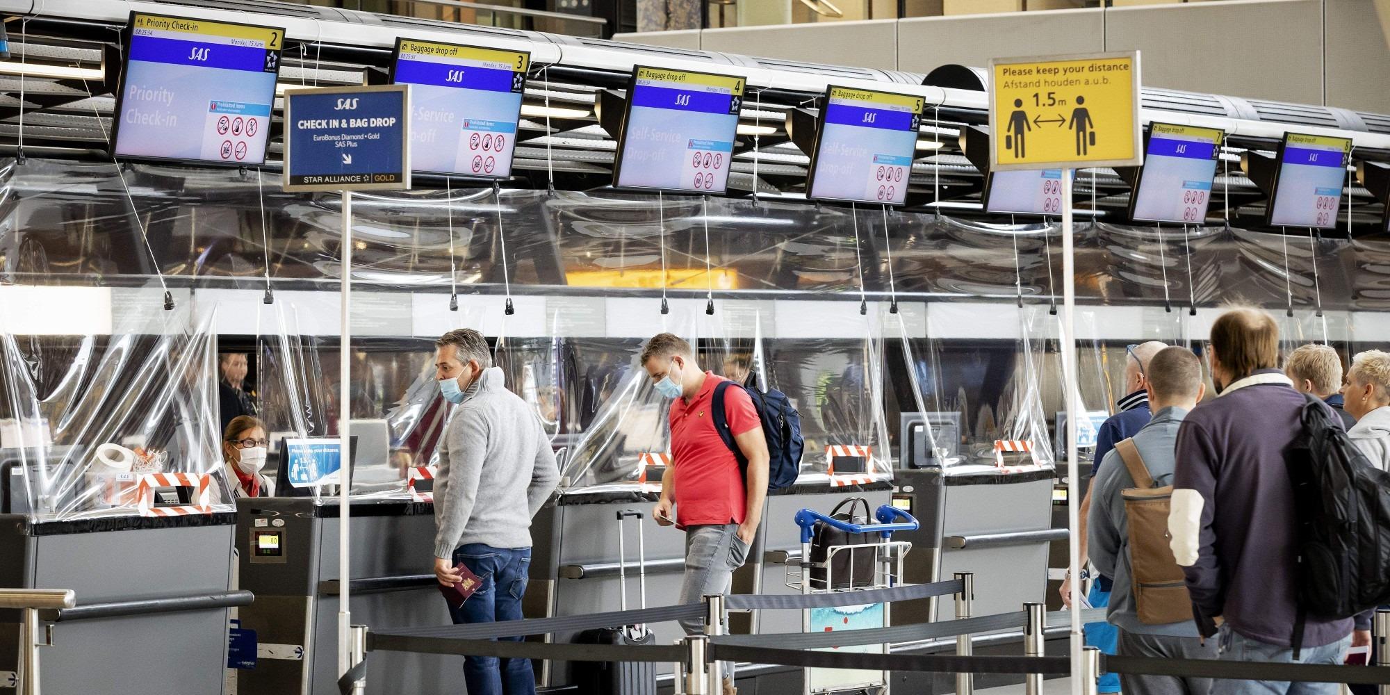Coronavirus : comment l'UE tente de coordonner ses mesures de restrictions aux frontières