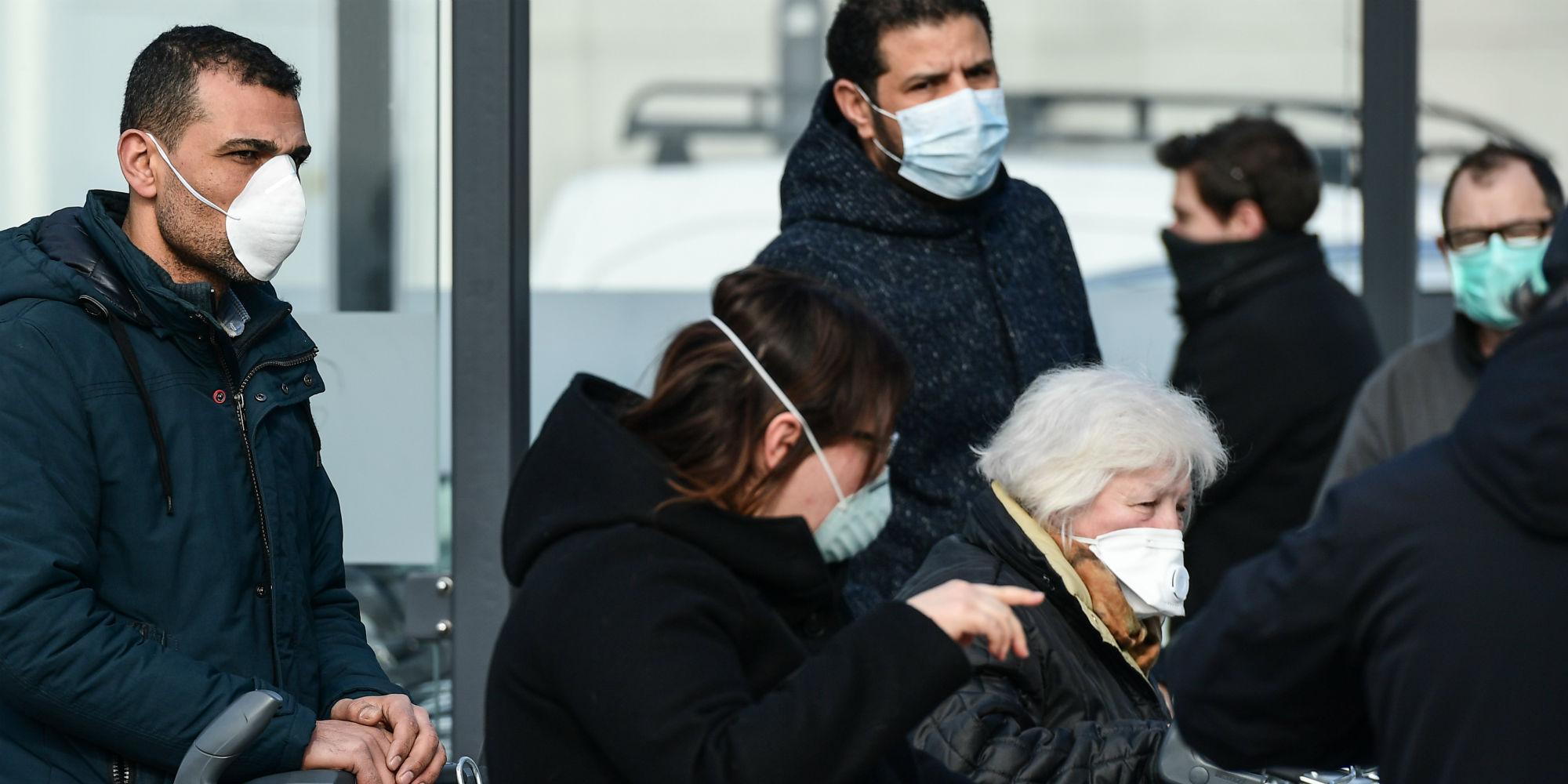 Coronavirus : l'Italie passe le cap des 100 cas confirmés