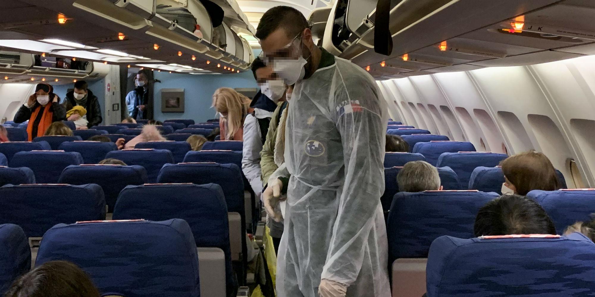 """Coronavirus : nouveau rapatriement de Chine pour """"quelques dizaines"""" de Français"""