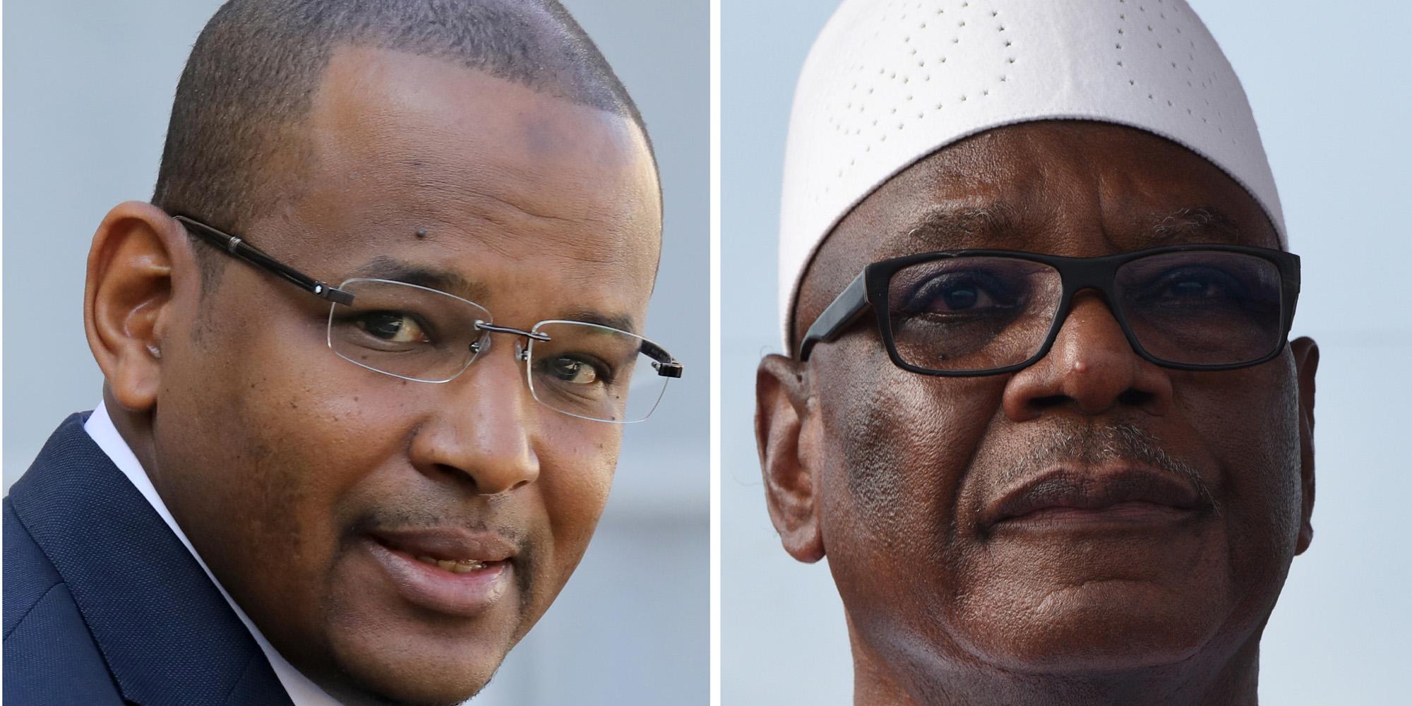 Coup d'Etat au Mali : le président et son premier ministre enlevés ...