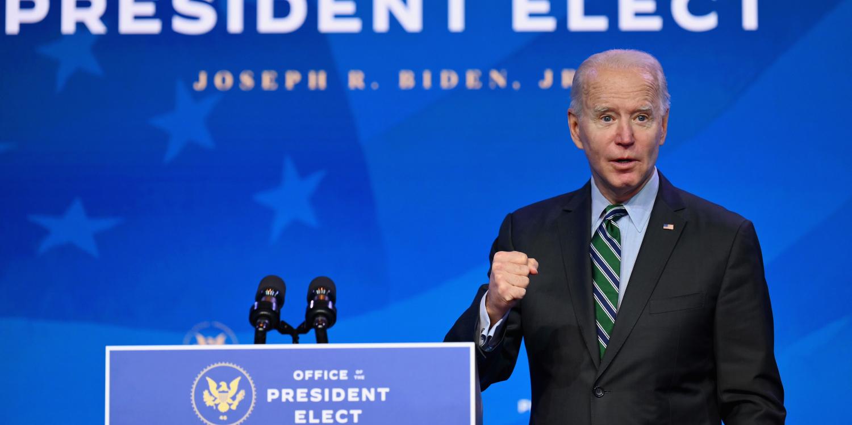 Masques, quarantaines : Biden promet la mobilisation maximale face au Covid