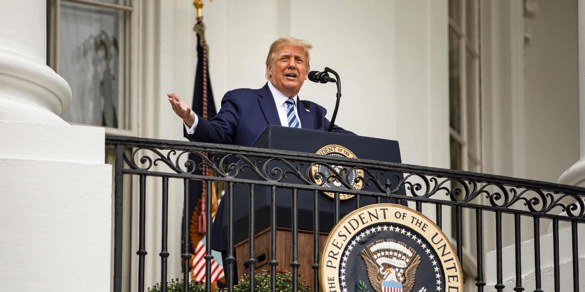 Donald Trump donne son feu vert au processus de transition vers une administration Biden