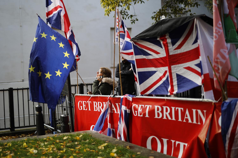"""""""Il faut un référendum populaire pour décider de l'accord sur le Brexit"""", selon Dominic Grieve, député..."""