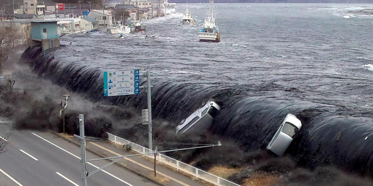 Il y a cinq ans, un tsunami dévastait le Japon