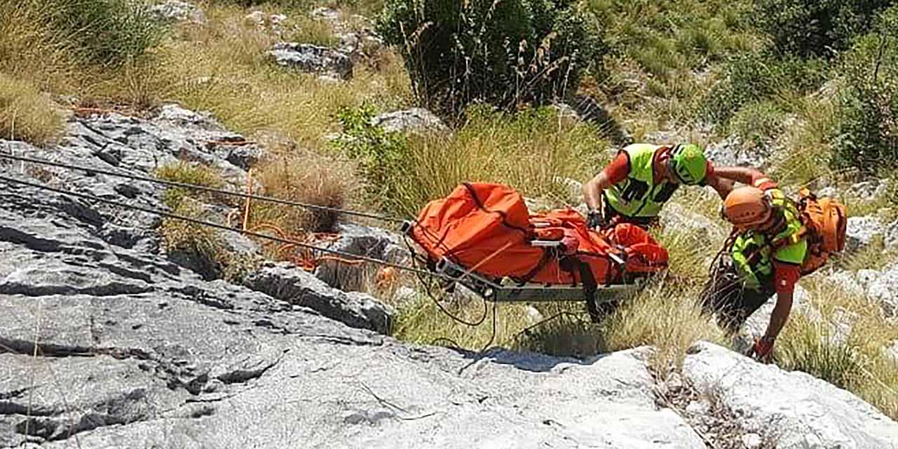 Italie : le randonneur français Simon Gautier serait mort peu après sa chute
