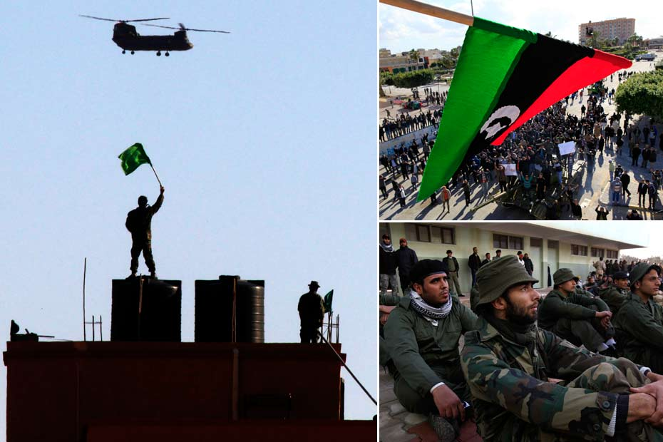 La Libye sortie du Conseil des droits de l'homme