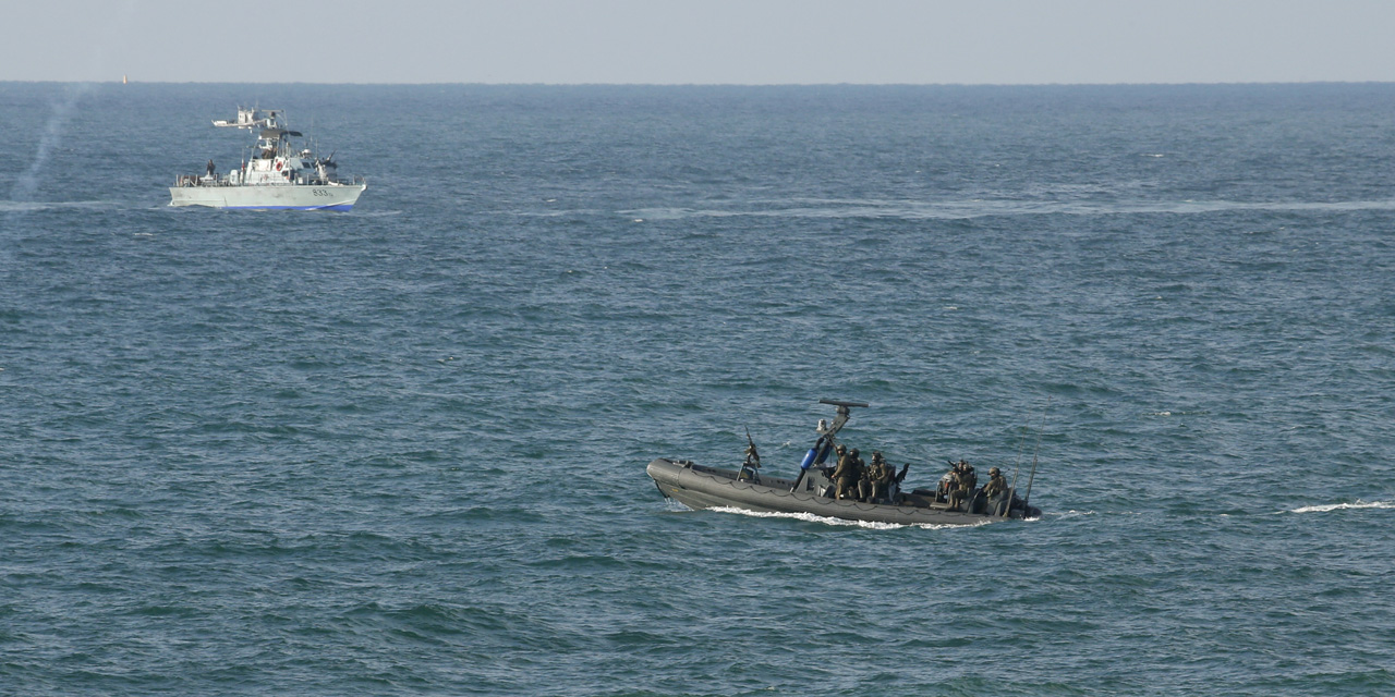 Israeli navy rescues Frenchman drifting at sea - Teller Report