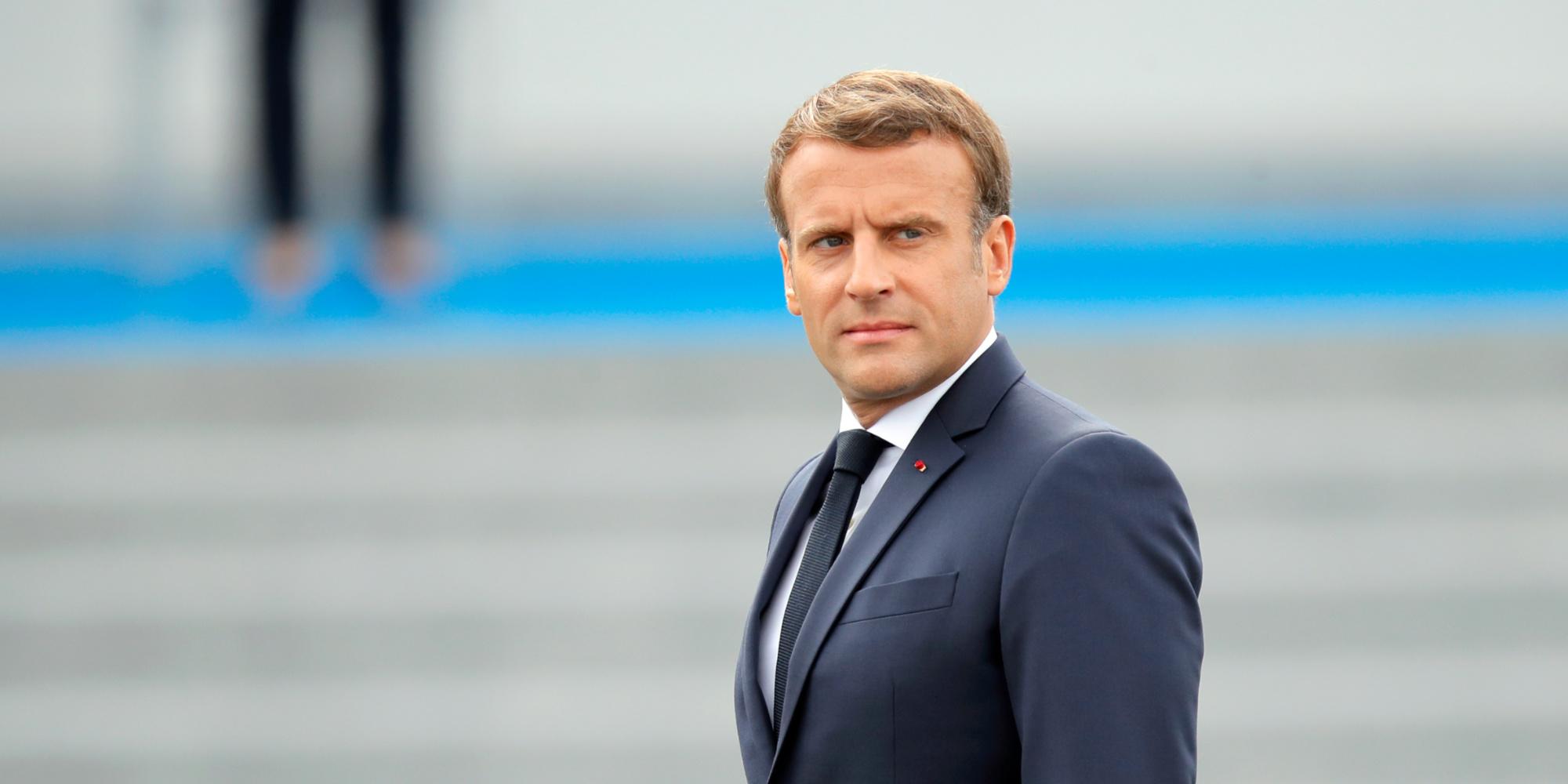 Liban Pour Quelles Raisons Emmanuel Macron Se Rend Il A Beyrouth