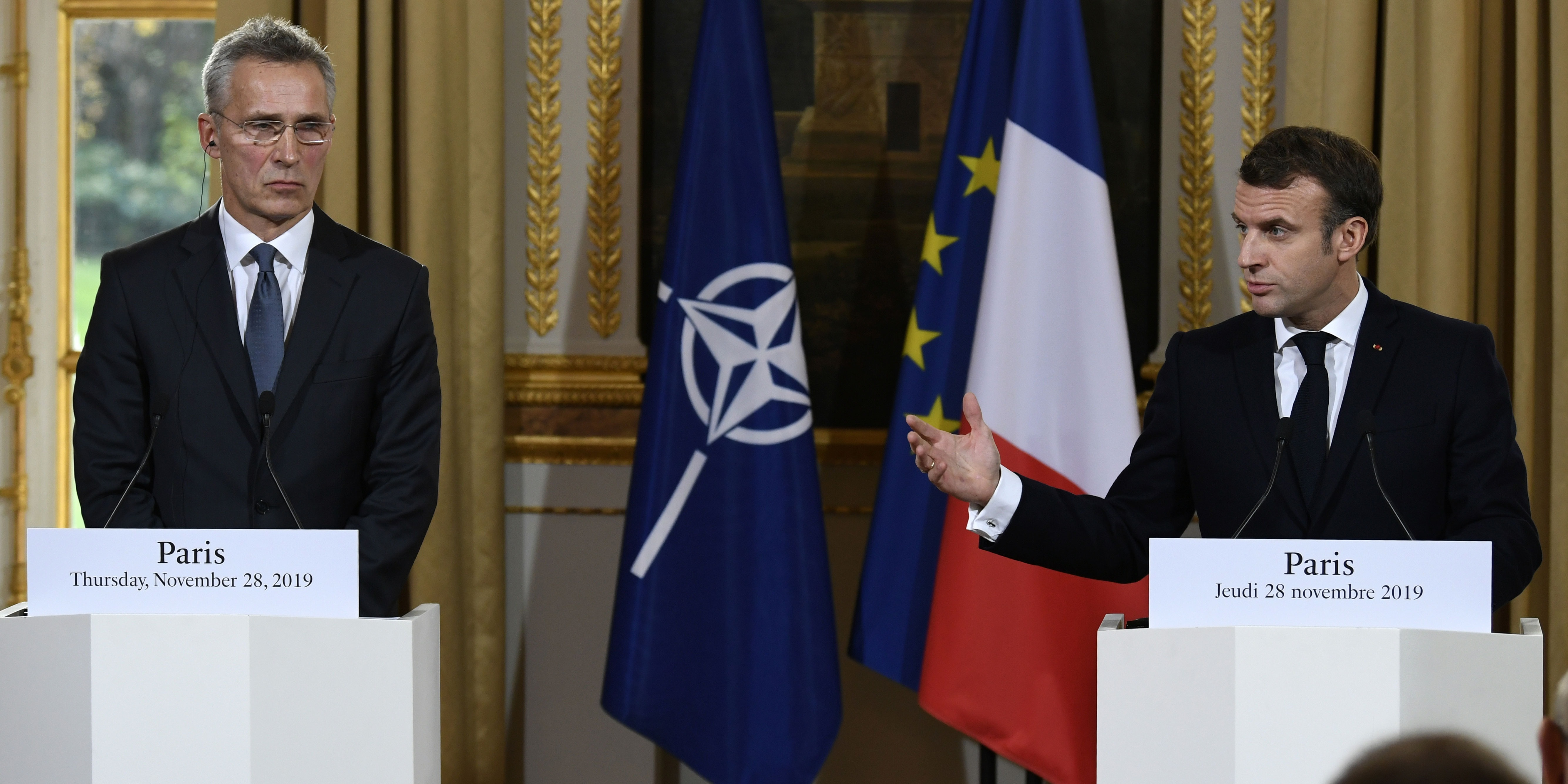Nato Macron Was Very Insulting According To Donald Trump Teller Report