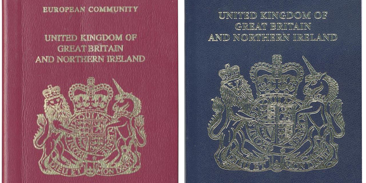 0bcaddac5c9d Passeports britanniques   une entreprise française favorite, colère des  pro-Brexit