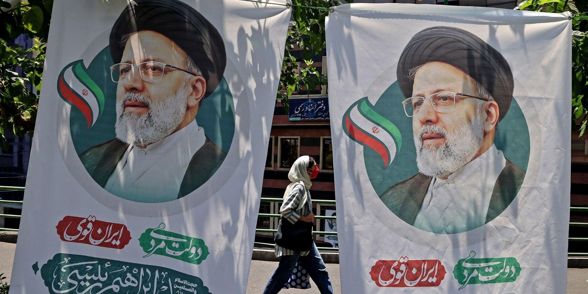Quels sont les enjeux de l'élection présidentielle en Iran vendredi ?