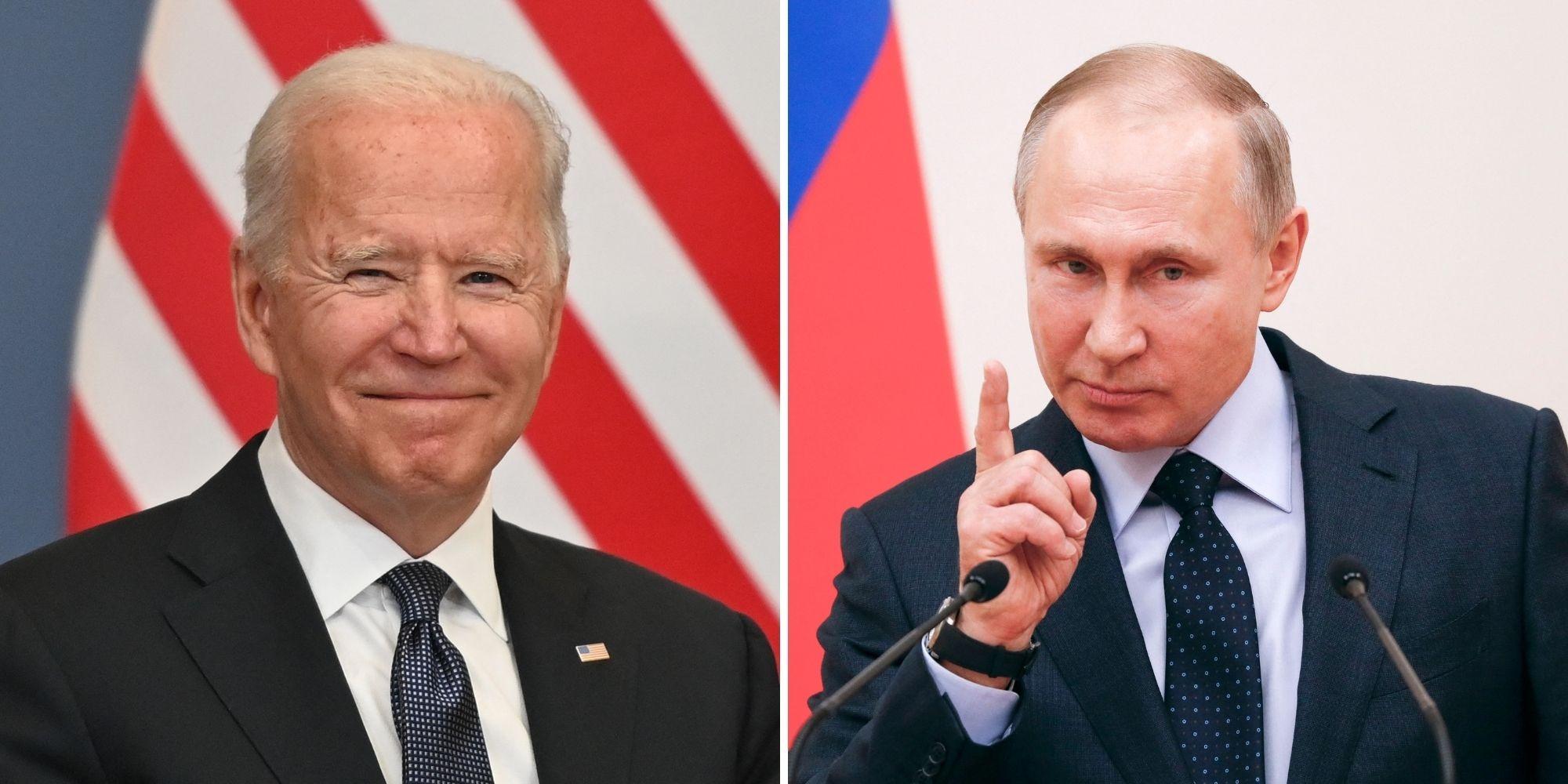"""Sommet Biden-Poutine : une rencontre """"constructive"""" mais peu d'avancées concrètes"""