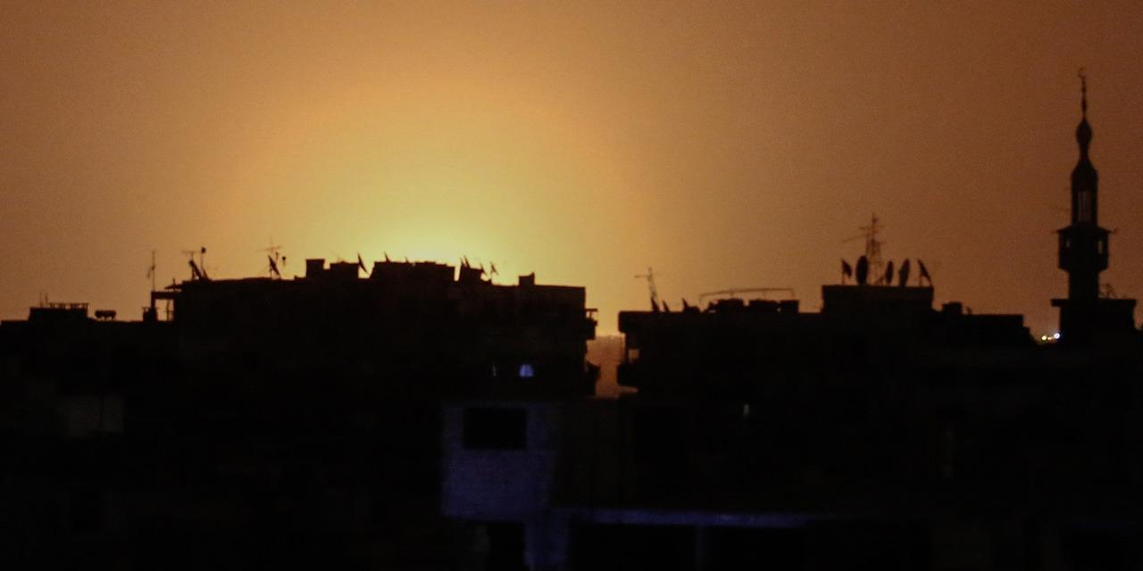 Syrie : des morts et des blessés après une explosion à Damas