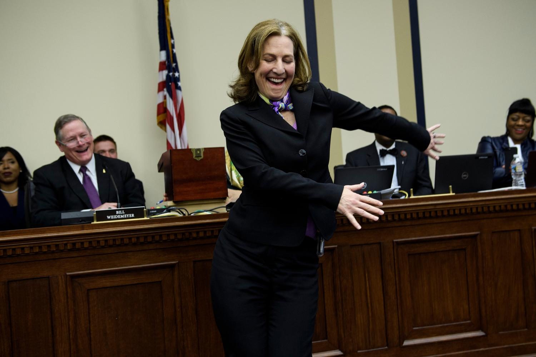 Tombola rythmée entre nouveaux élus du congrès américain pour les