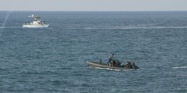 A Frenchman saved by the Israeli navy tells his drift at sea