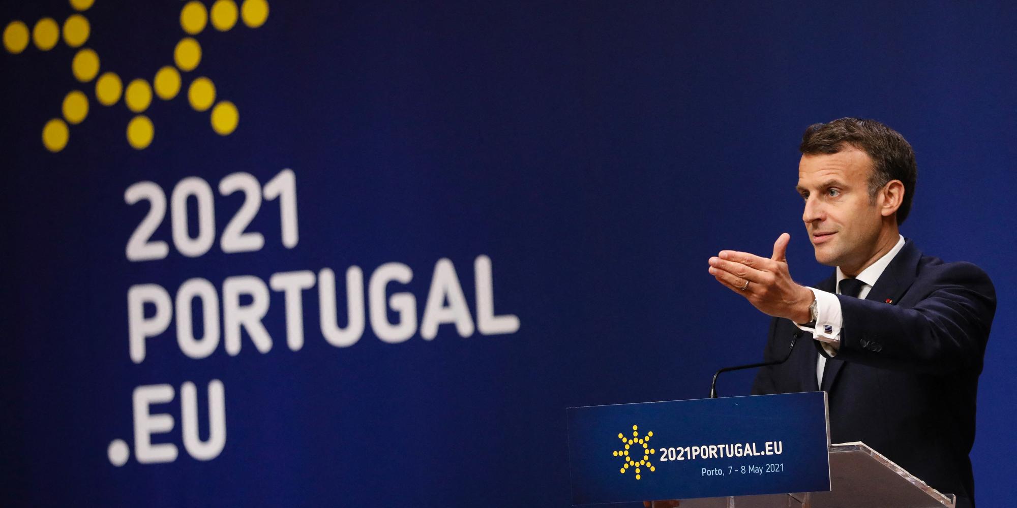 Vaccins : à Porto, le bras de fer entre l'Europe et les Etats-Unis