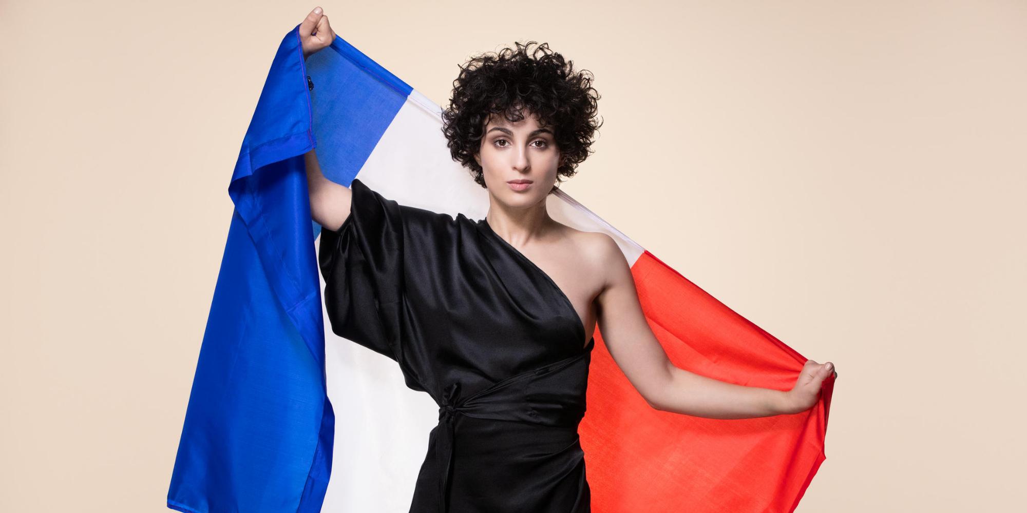 """A un mois de la finale de l'Eurovision, Barbara Pravi """"a déjà gagné"""""""