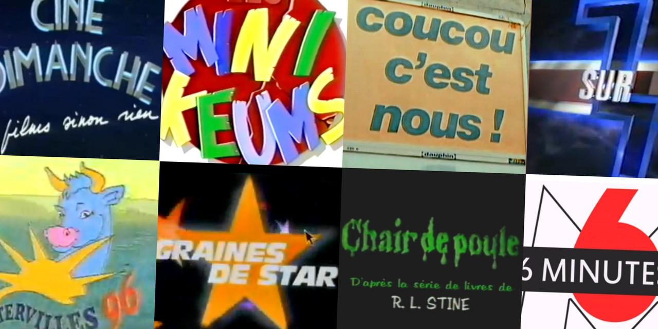 emission de tele francaise