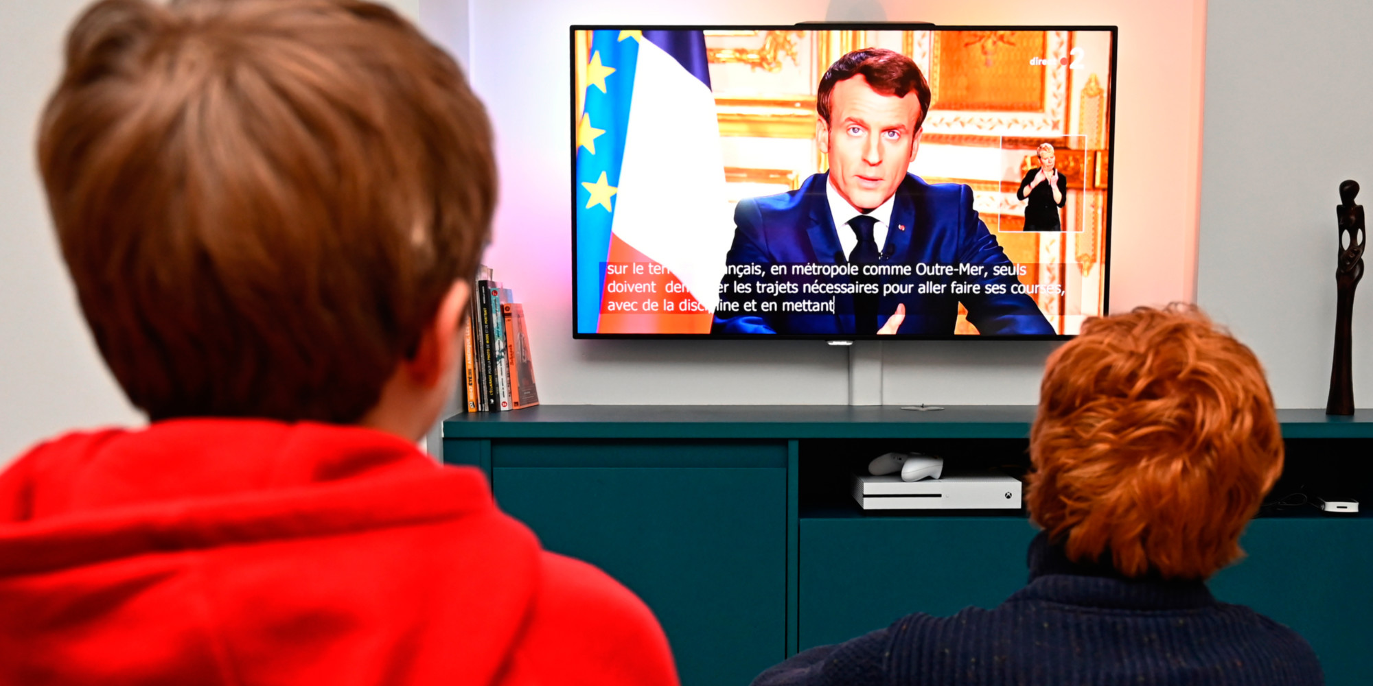 Confinement : audiences record en mars avec 4h29 de TV par jour et par Français