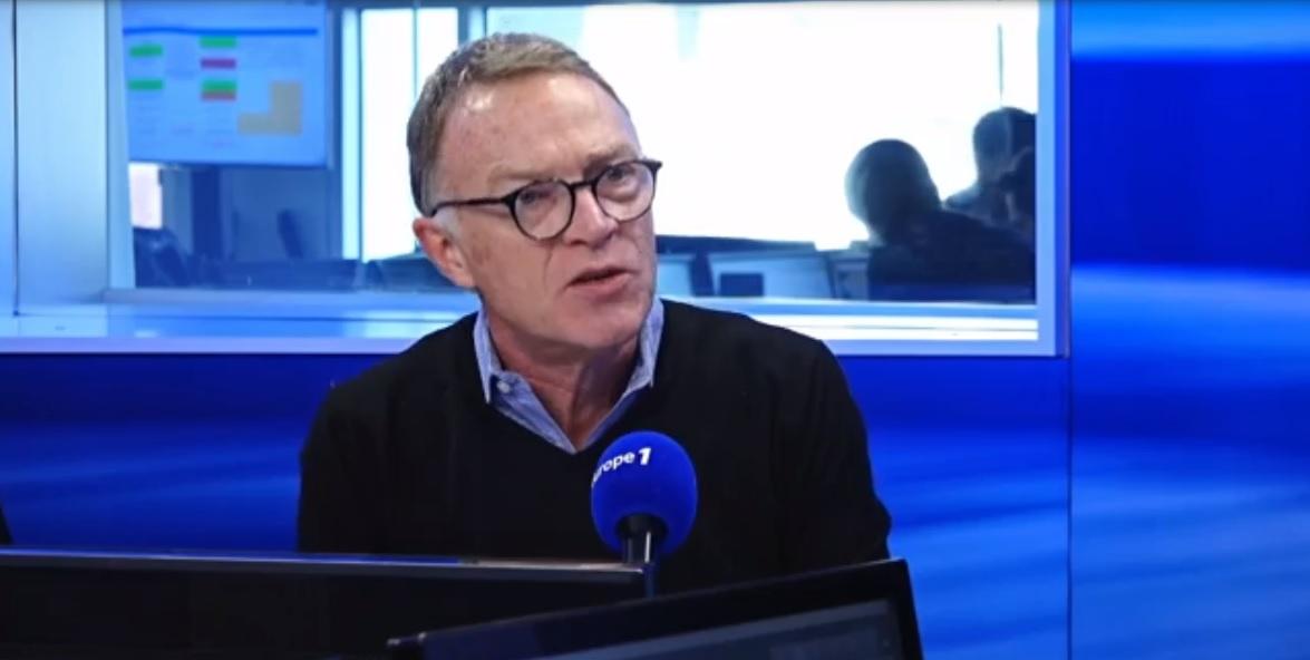 """""""Faites entrer l'accusé"""" évincée de France 2 : comment réagit Christophe Hondelatte ?"""