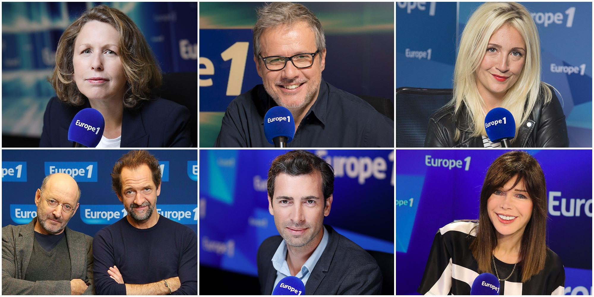 Infos, culture, humour, évasion : découvrez la grille d'été 2020 d'Europe 1