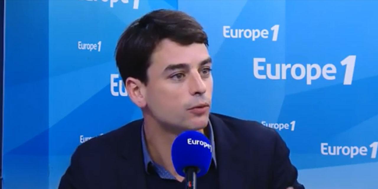 """Julian Bugier : """"Les citoyens ont l'impression que le ..."""