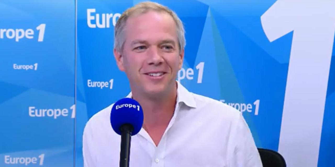 """Julien Arnaud : """"Le mouvement des 'gilets jaunes' permet de voir que les journalistes ne disent pas que des..."""