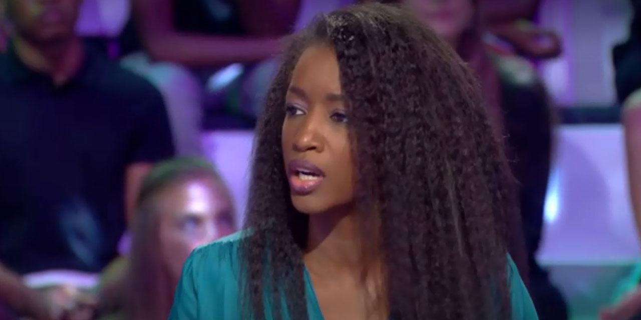 """Hapsatou Sy les terriens du dimanche"""" : la chroniqueuse hapsatou sy"""