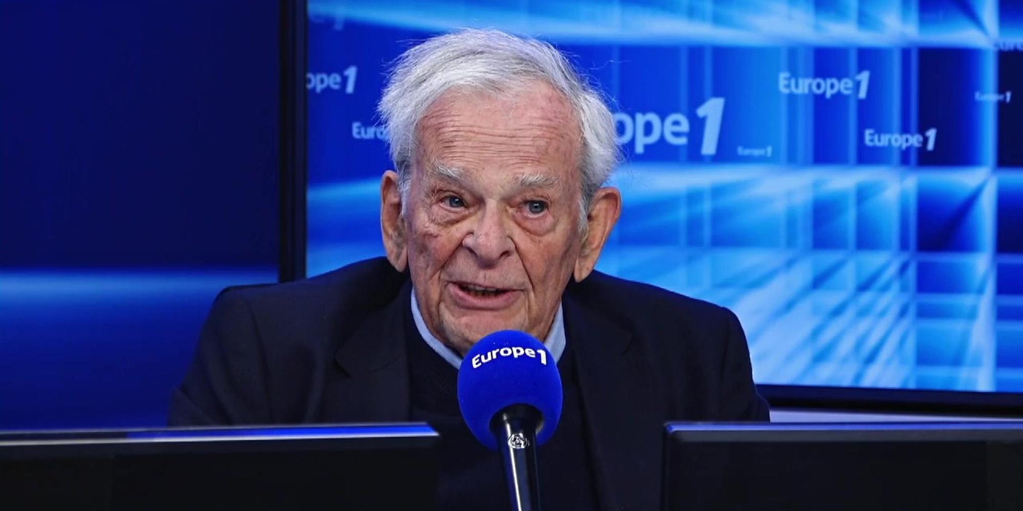 """""""Nous avons bataillé ensemble pendant 50 ans"""" : Claude Perdriel rend hommage à Jean Daniel"""