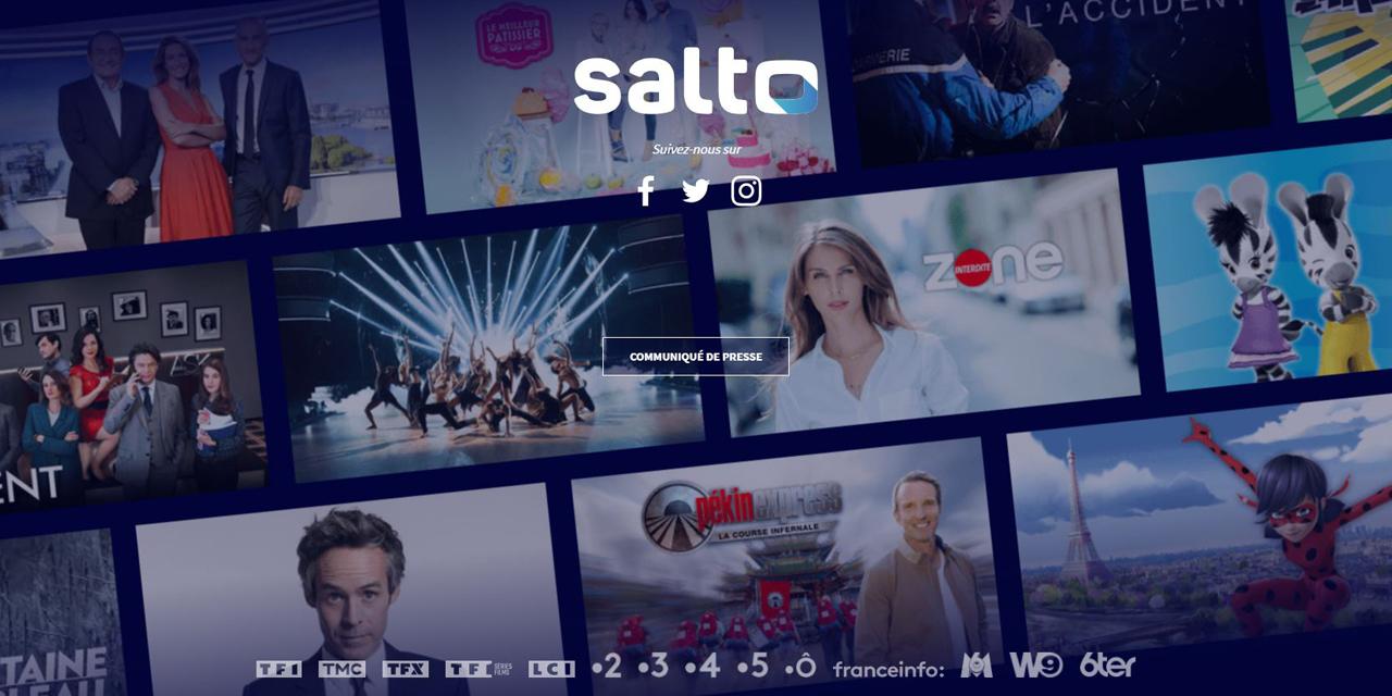 """Salto, le """"Netflix français"""", ne devrait pas être disponible avant la rentrée"""