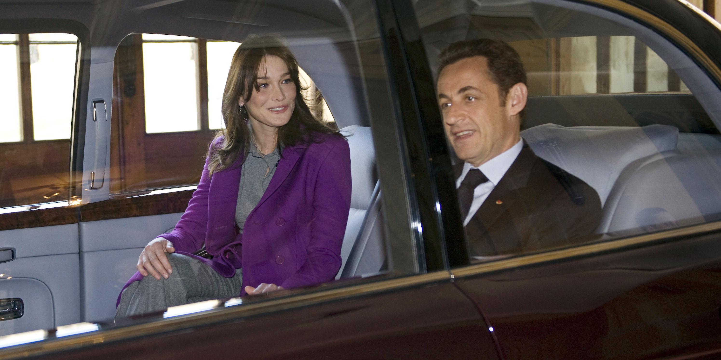 Carla Bruni And Nicolas Sarkozy At Disneyland How A Photographer Got The Scoop Teller Report