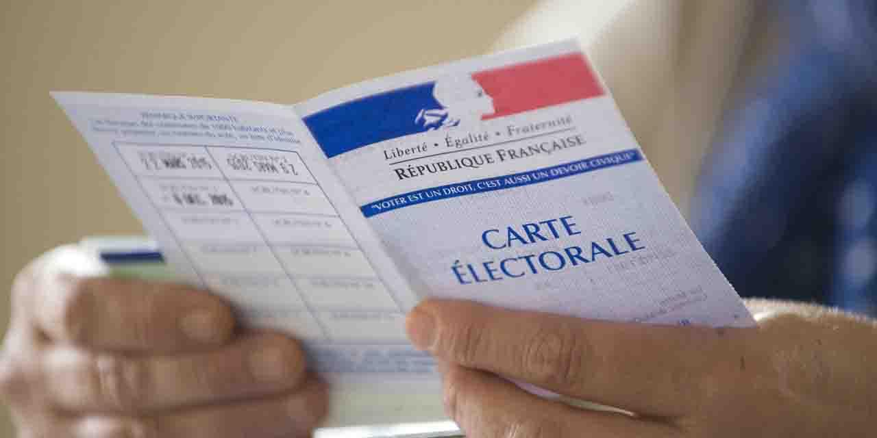 je n ai pas recu ma carte d électeur 500.000 personnes ont reçu deux cartes d'électeur