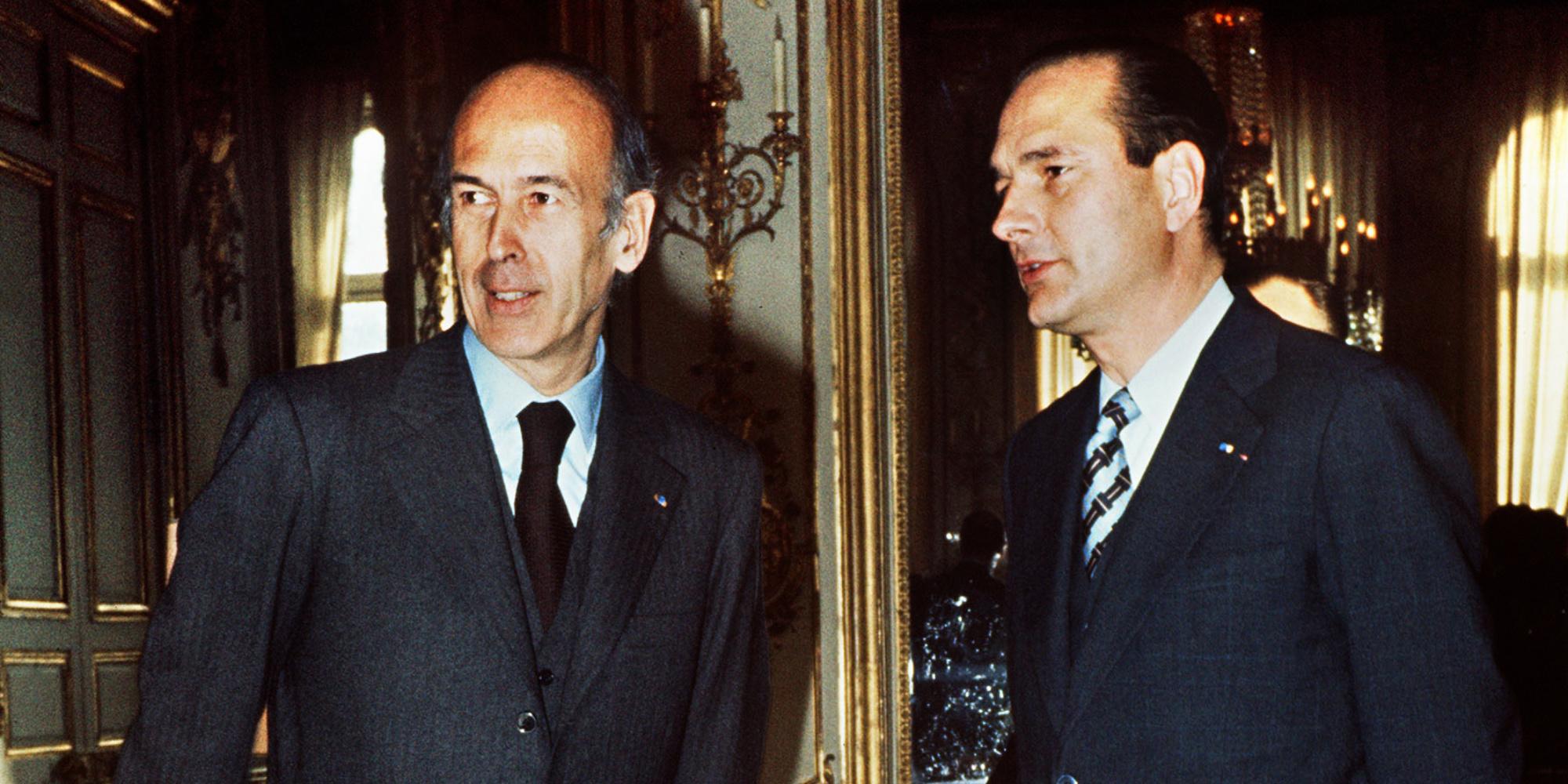 """Juppé revient sur la relation Giscard-Chirac : """"L'antagonisme était réel"""" mais """"exagéré"""""""