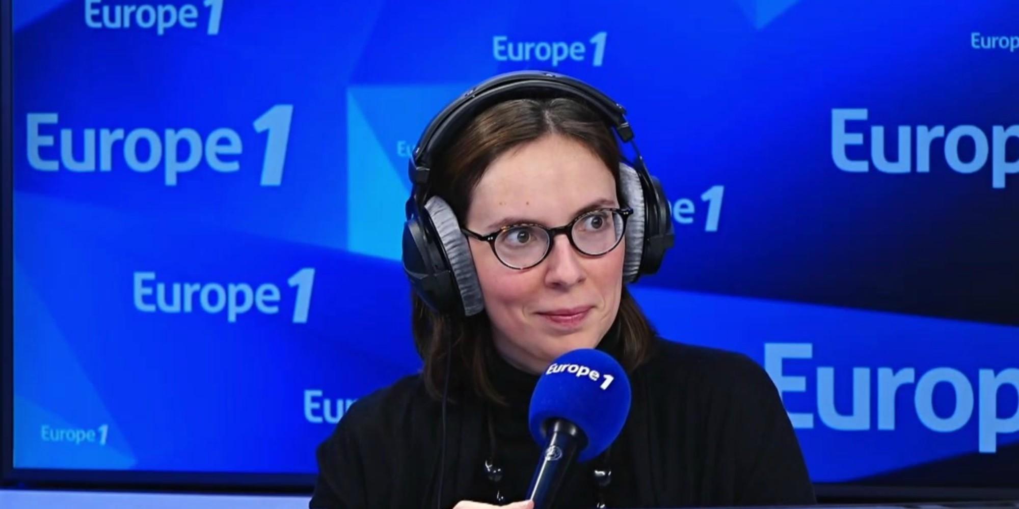 """Amélie de Montchalin sur Ségolène Royal : """"Il n'y a pas de complot, juste des principes"""""""