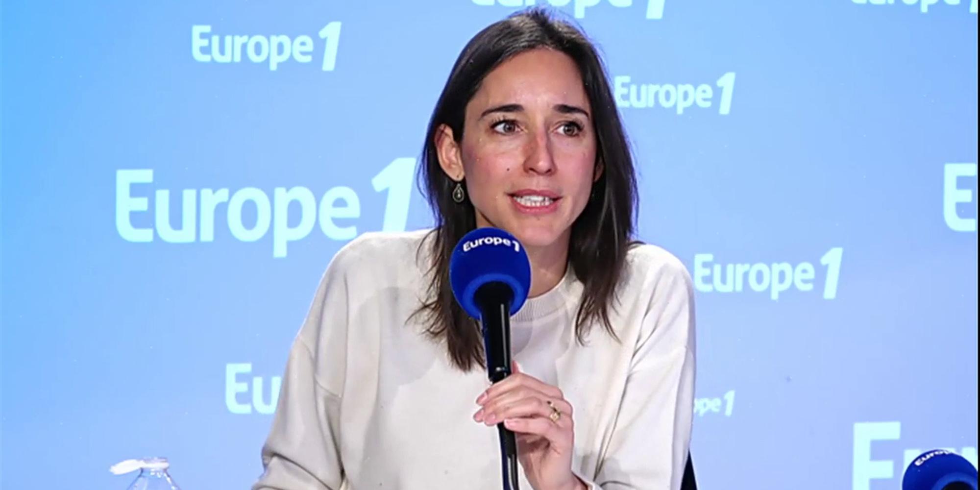 """Gaspillage : Brune Poirson veut """"pousser les entreprises à produire différemment"""""""