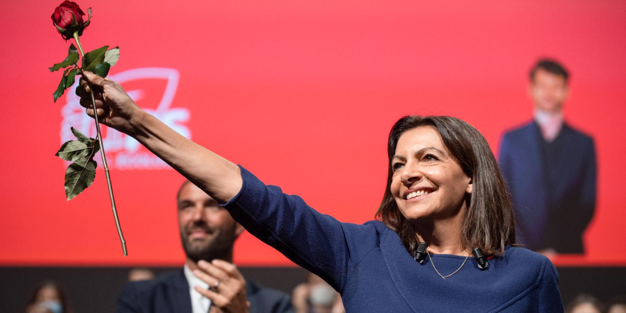A Lille, les militants PS reboostés par le meeting Hidalgo