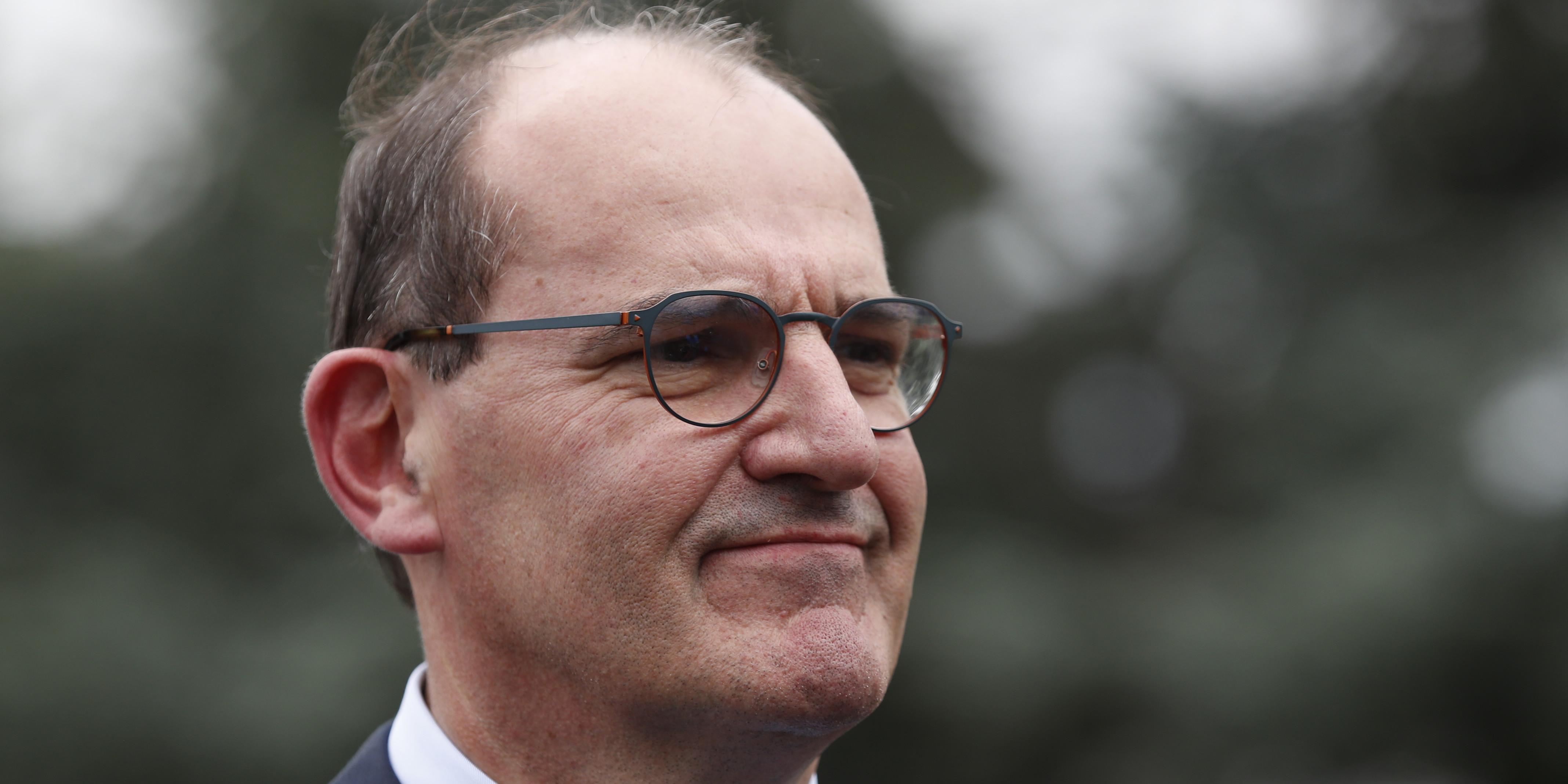 """Castex veut régler """"à court terme"""" le dossier des retraites"""