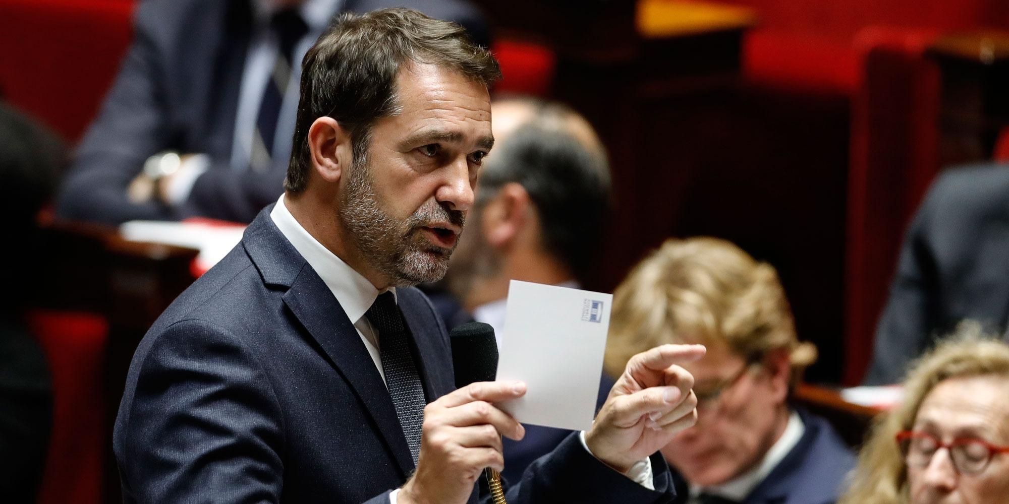 Christophe Castaner évoque la vie privée d'Olivier Faure et suscite un tollé politique