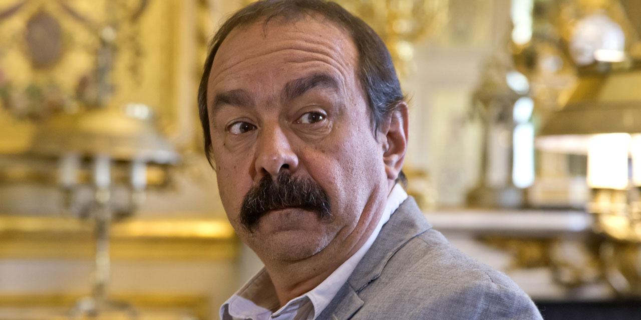 """Compte pénibilité : Philippe Martinez dénonce un """"gros raté"""" dans la façon  d'annoncer la réforme"""