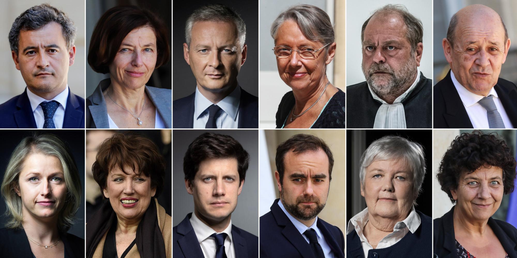 Remaniement Decouvrez La Composition Du Gouvernement De Jean Castex