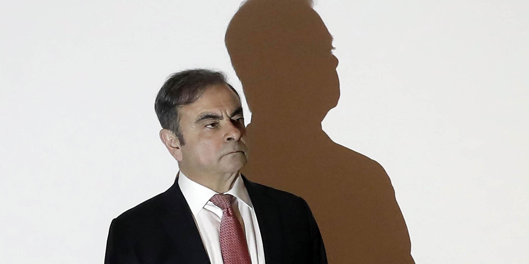 Ghosn contre Renault aux prud'hommes : renvoi au 17 avril, à la demande des avocats de l'ex-PDG