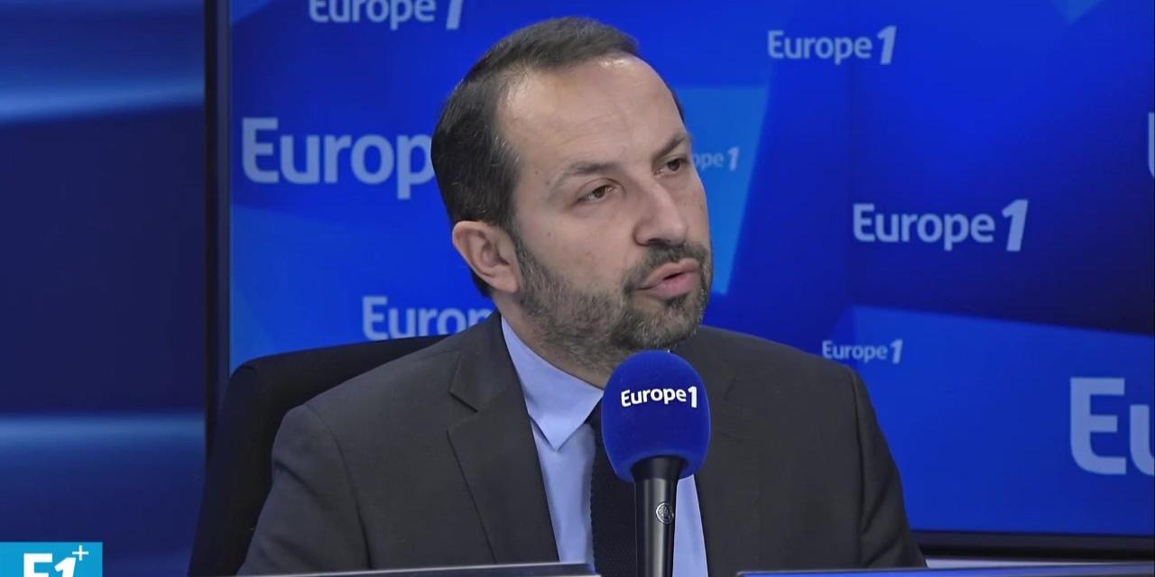 """Un grand ménage au RN ? """"Cela va créer un émoi à travers la France"""", ironise Sébastien Chenu"""
