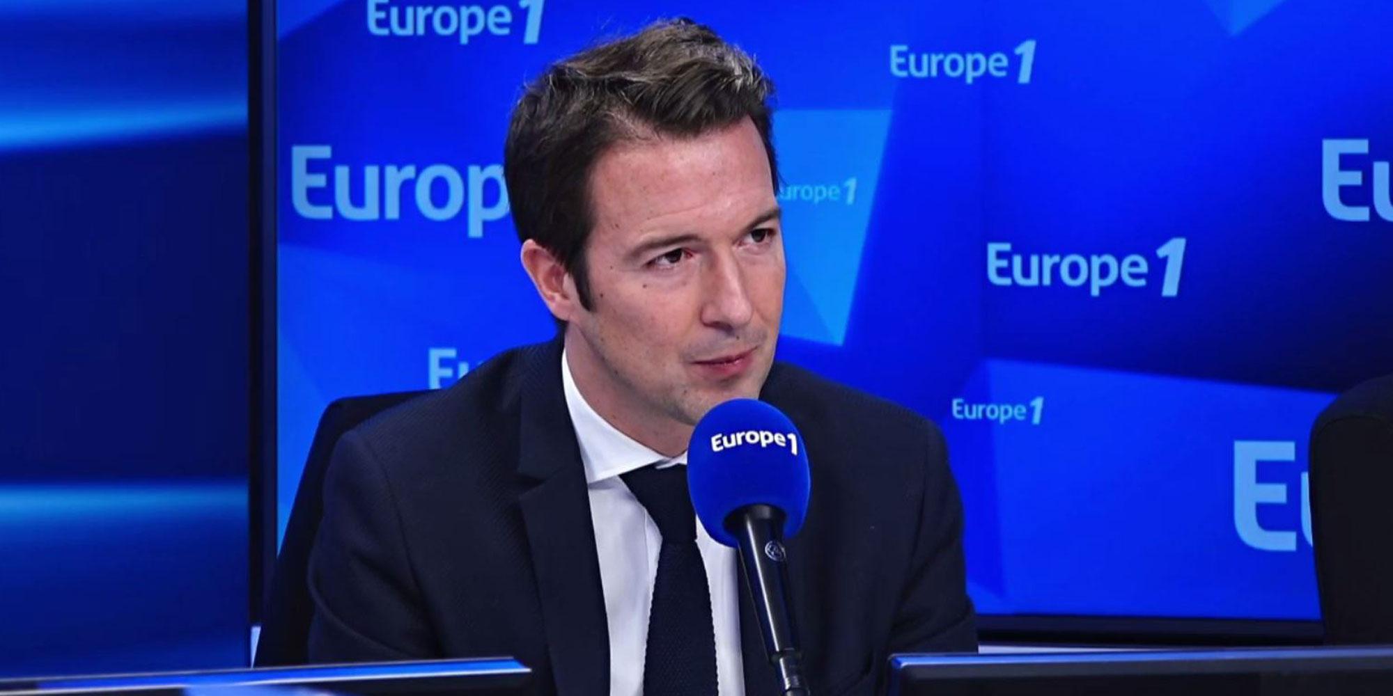 """Guillaume Peltier sur son engagement de jeunesse au FN : """"Si c'était à refaire, je ne le referai pas"""""""