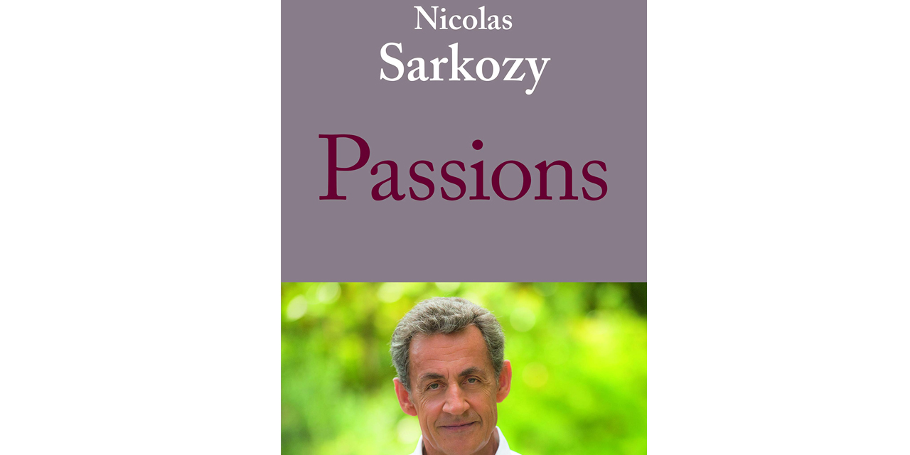 Passions Nicolas Sarkozy We Are 81 687 Sales Estimated 10 Days Teller Report