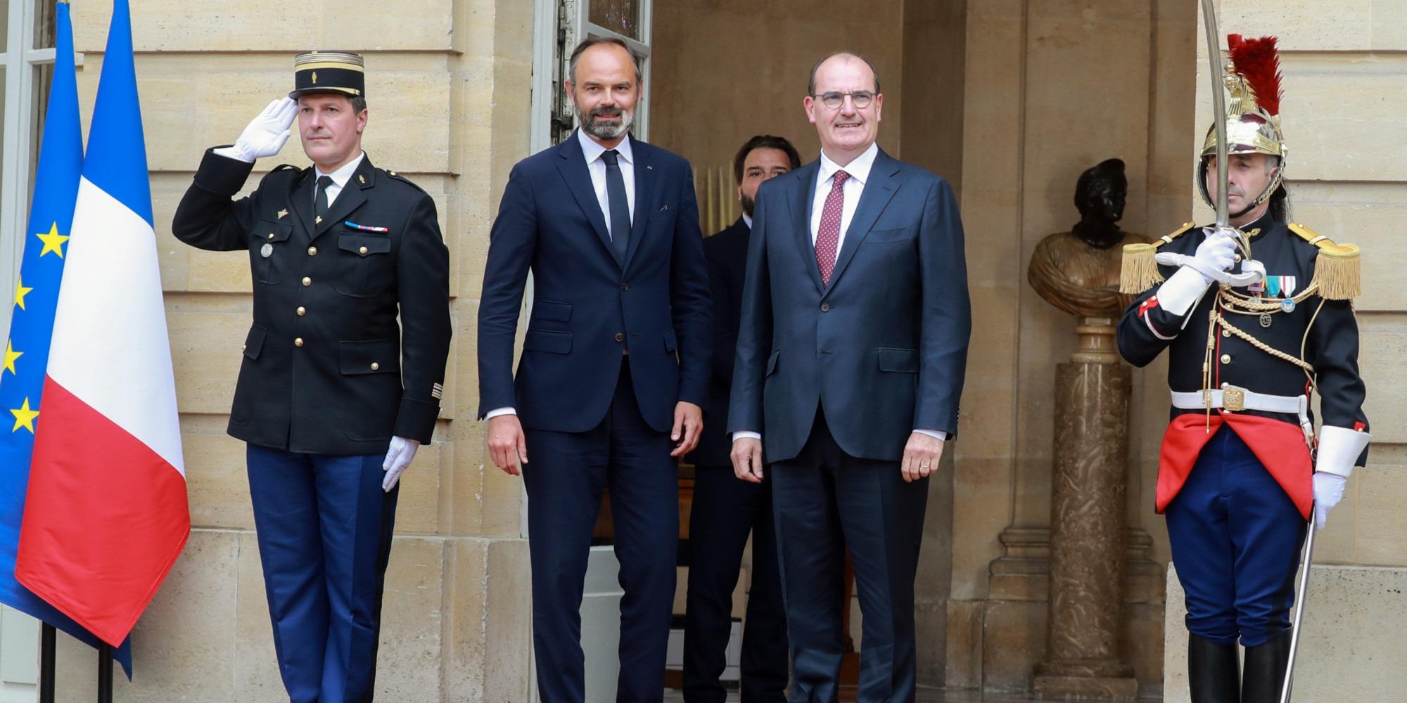 Fransa'nın yeni Başbakanı Jean Castex oldu - Haber  |Jean Castex