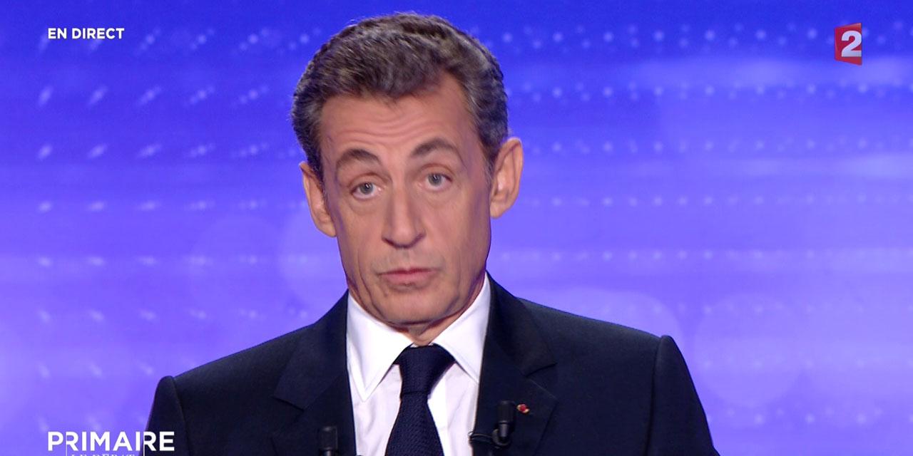 Debat De La Droite Sarkozy Interroge Sur Takieddine Une Indignite Une Honte
