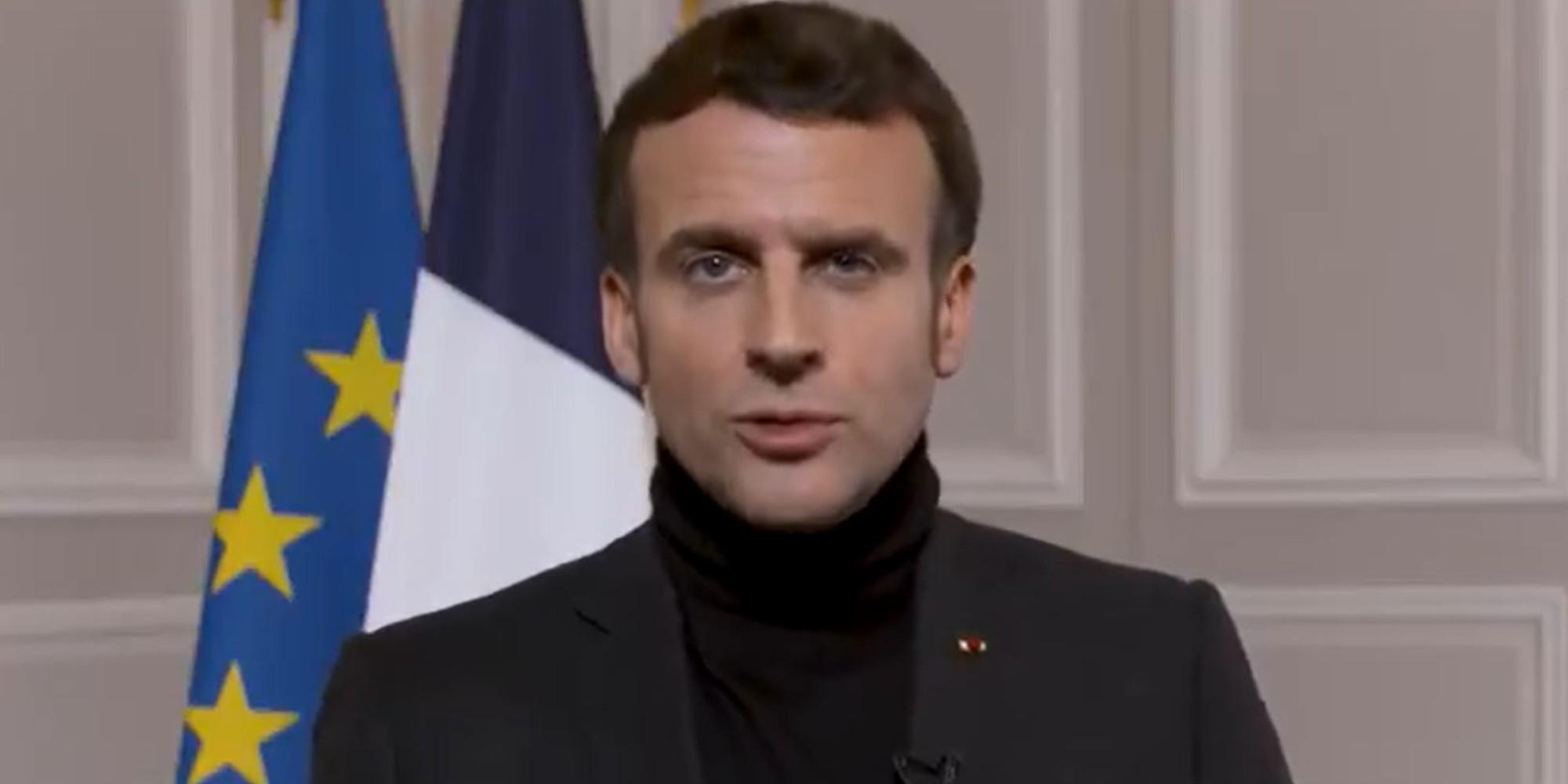 """Macron aux victimes de violences sexuelles sur les enfants : """"Vous ne serez plus jamais seules"""""""